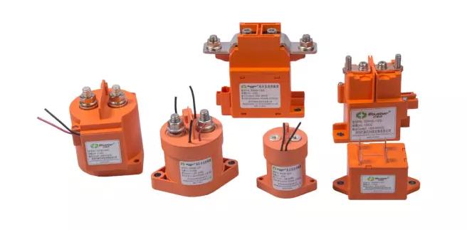高压直流继电器与高压直流接触器解析  通常应用于自动化的控制电路中